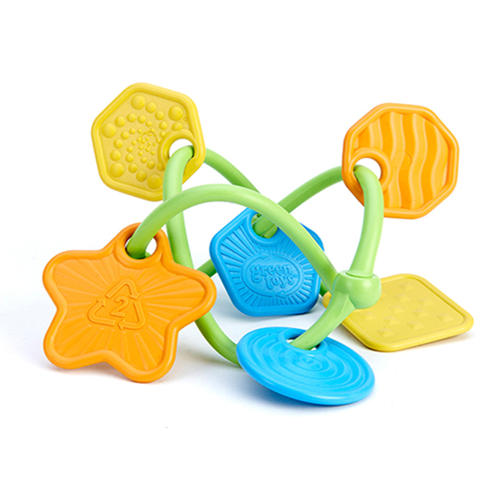 Green Toys Twist Teether