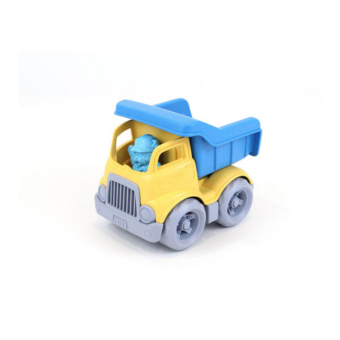 Green Toys Dumper Construction Truck - Blue/Yellow