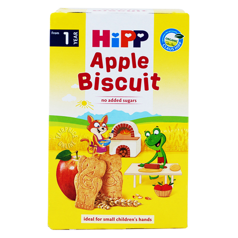 HiPP Organic Apple Biscuit for Toddlers