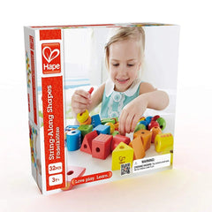 Hape String Along Shape