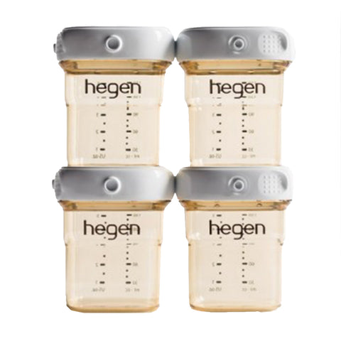 Hegen Breast Milk Storage 150ml PPSU x 4 pcs