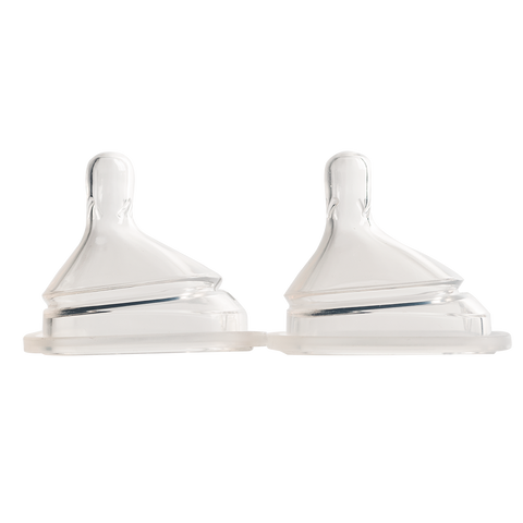 Hegen Teat Slow Pack of 2pcs