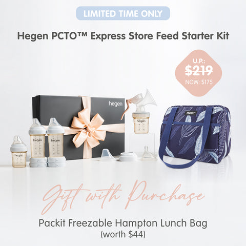 Hegen PCTO™ Express Store Feed Starter Kit x Packit Hampton