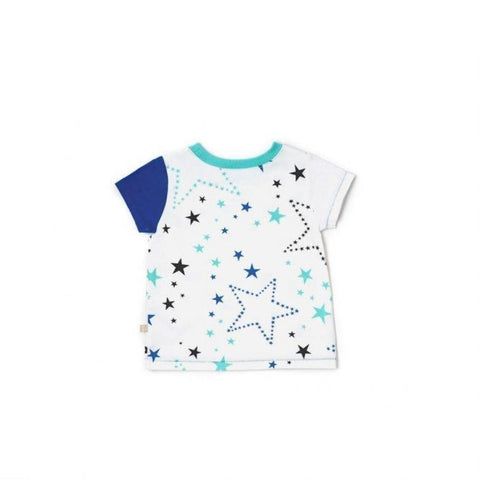 Oeteo Starry Gaze Asymmetrical Tee