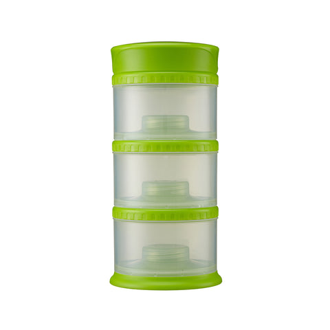 Innobaby Packin' Smart Twist 3 Tier Essentials Storage System Lime