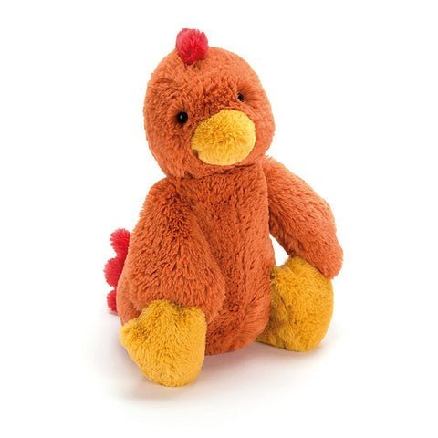 Jellycat Bashful Rooster - Medium