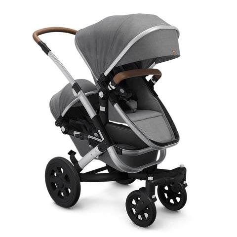 Joolz Geo2 Expandable Set (Duo) - Radiant Grey