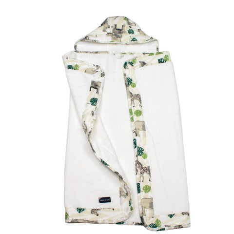 Bebe Au Lait Baby Hooded Towel