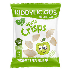 Kiddylicious Apple Crisps