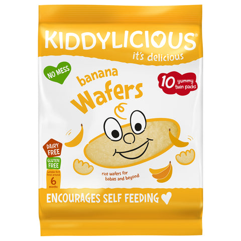 Kiddylicious Wafers Maxi