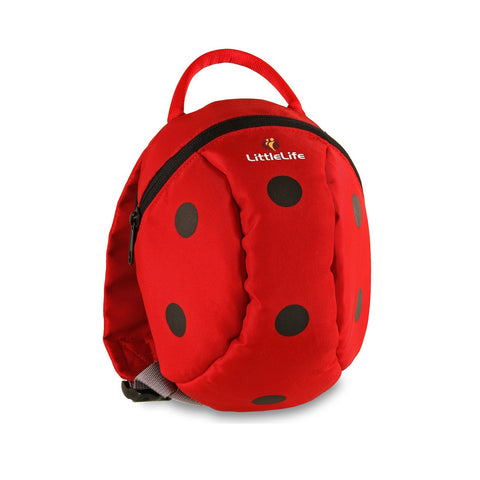LittleLife -Toddler Animal Daysack - Ladybird