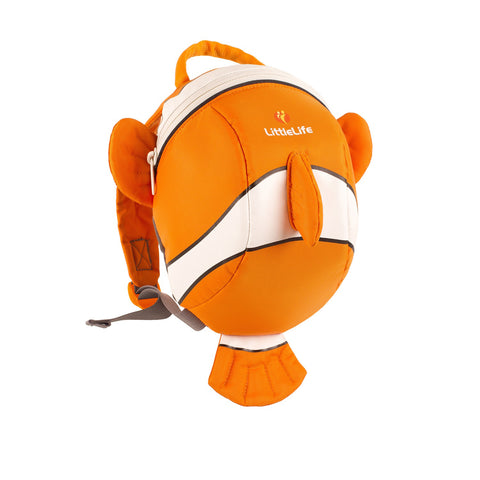 LittleLife -Toddler Animal Daysack - Clownfish