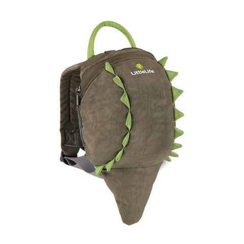 LittleLife -Toddler Animal Daysack - Crocodile