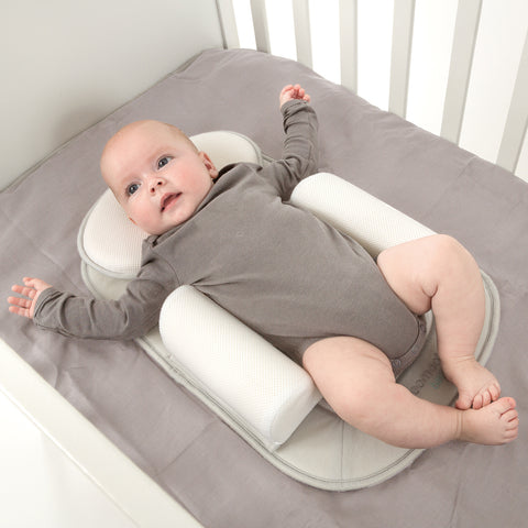 Doomoo Multi Sleep - Back Positioner with Ergonomic Head Pillow