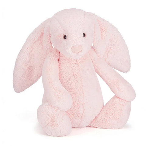 Little Jellycat Bashful Pink Bunny Huge
