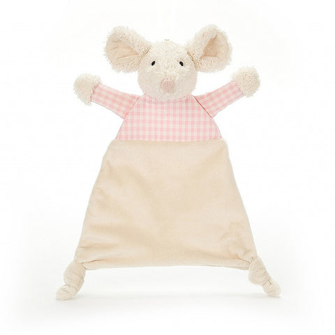 Little Jellycat Daisy Mouse Soother