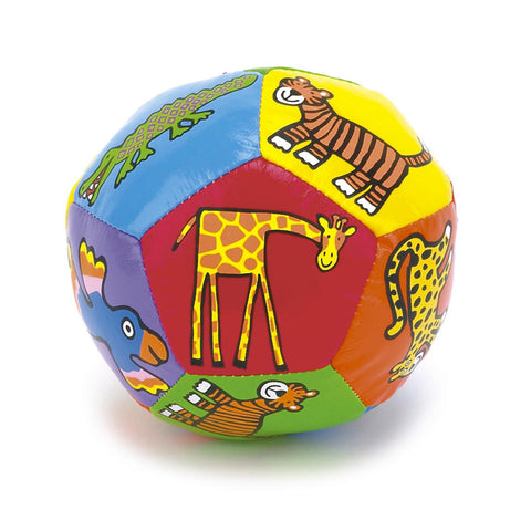 Little Jellycat Jungly Tails Boing Ball