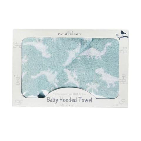 Little Palmerhaus Hooded Baby Towel