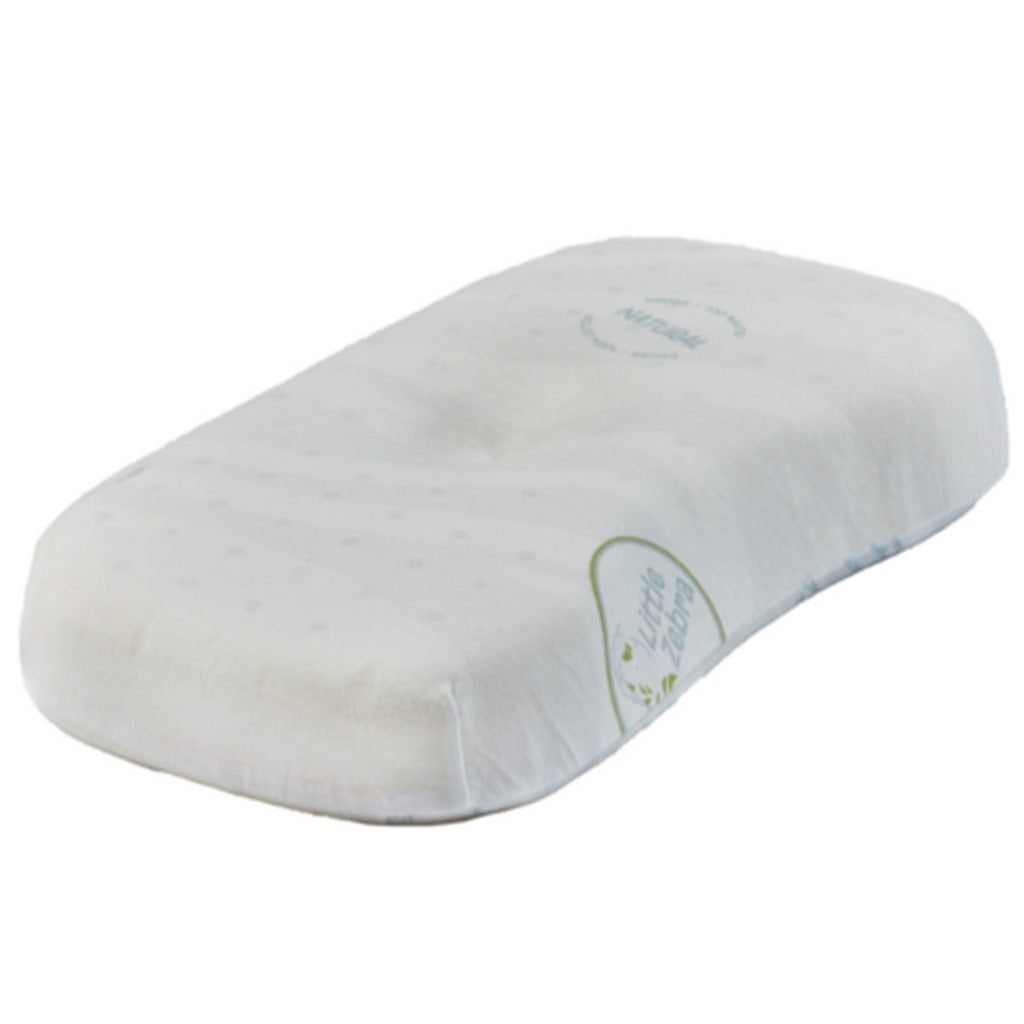Little Zebra Small Latex Contour Pillow