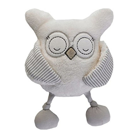 Living Textiles Musical Toy Owl