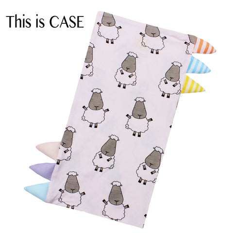 Baa Baa Sheepz Bedtime Buddy Case Big Sheepz
