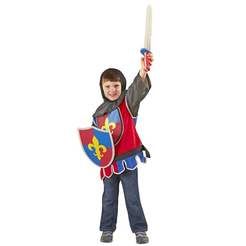 Melissa & Doug Knight Role Play Costume Set