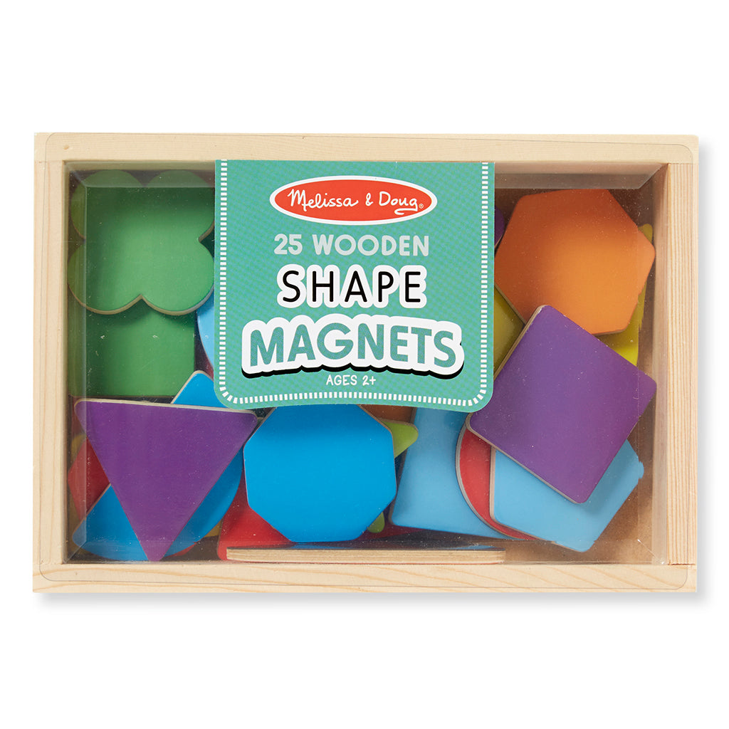 Melissa & Doug Wooden Magnets (Designs Available)