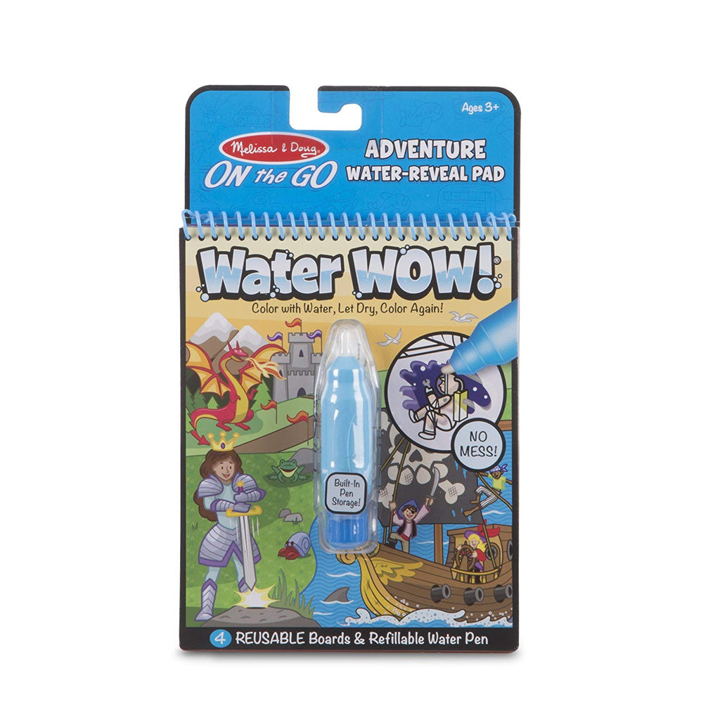 Melissa & Doug On the Go Water Wow - Adventure