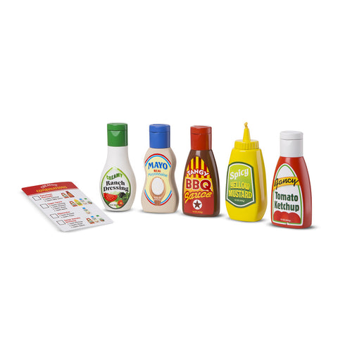 Melissa & Doug Favourite Condiments
