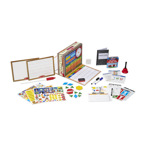 Melissa & Doug School Time Classroom Play Set