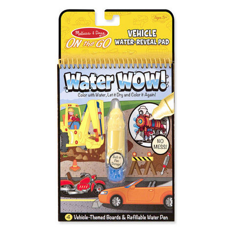 Melissa & Doug ON the GO Water Wow Vehicles