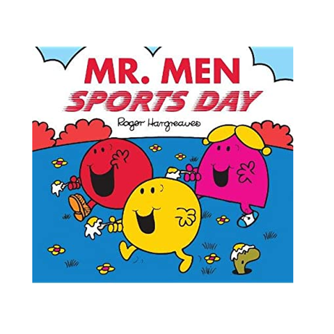 Mr Men Sports Day