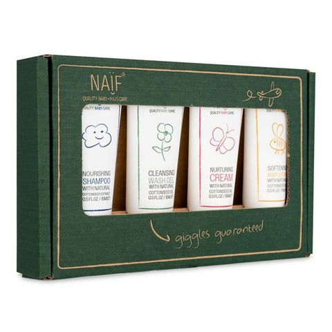 Naif Mini Green Set