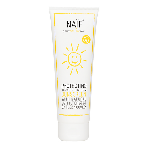 Naif Protecting Sunscreen - 100ml