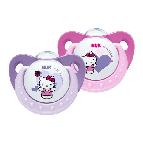Nuk Hello Kitty Trendline Soother (6-18M)