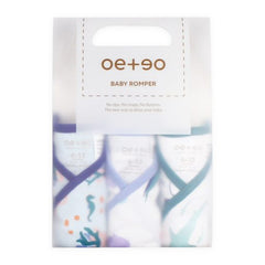 OETEO Clear Water Ohayo2 3Pcs Bundle (0-3M)