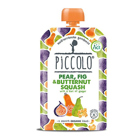 Piccolo Pear, Fig & Butternut Squash with a Hint of Ginger