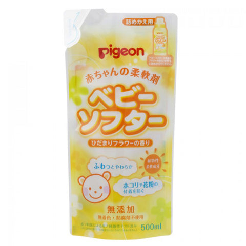 Pigeon Baby Laundry Softener Scented Refill - 500ml