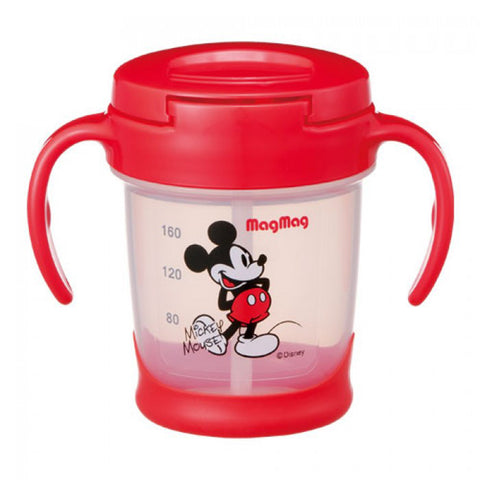 Pigeon Mag Mag Straw Cup Disney