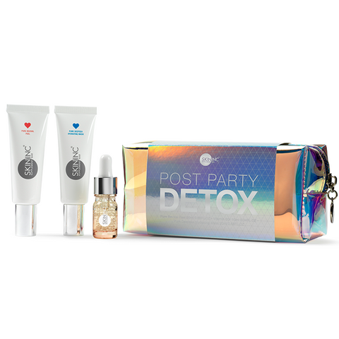 Skin Inc Post Party Detox Set