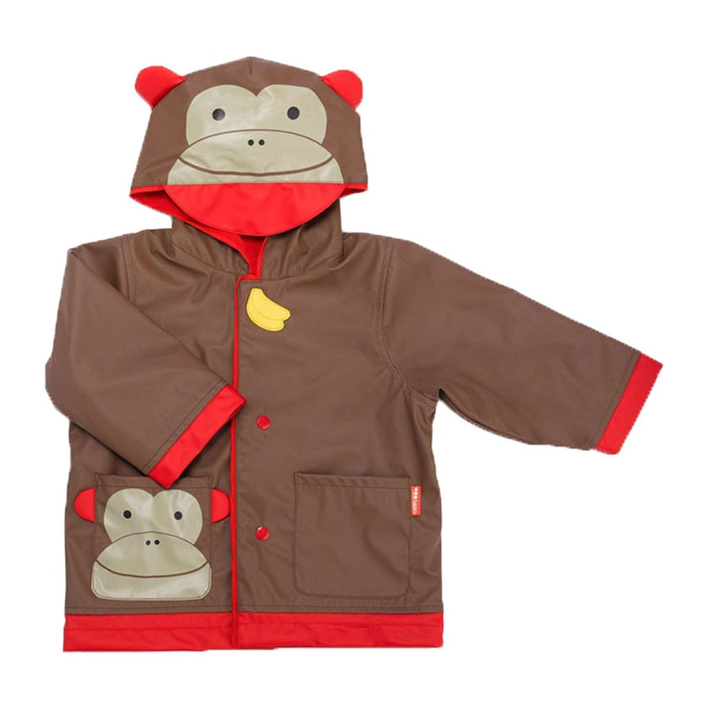 Skip Hop Zoo Monkey Raincoat