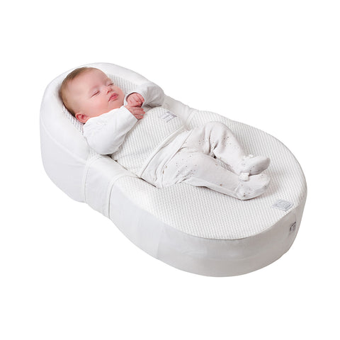 Red Castle Cocoonababy with Fitted Sheet + Cocoonacover