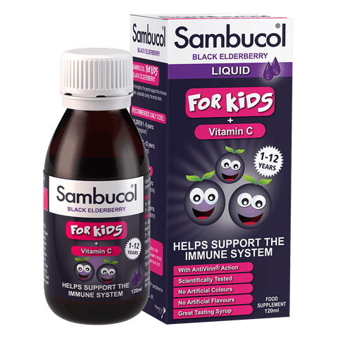 Sambucol Kids Formula (UK)
