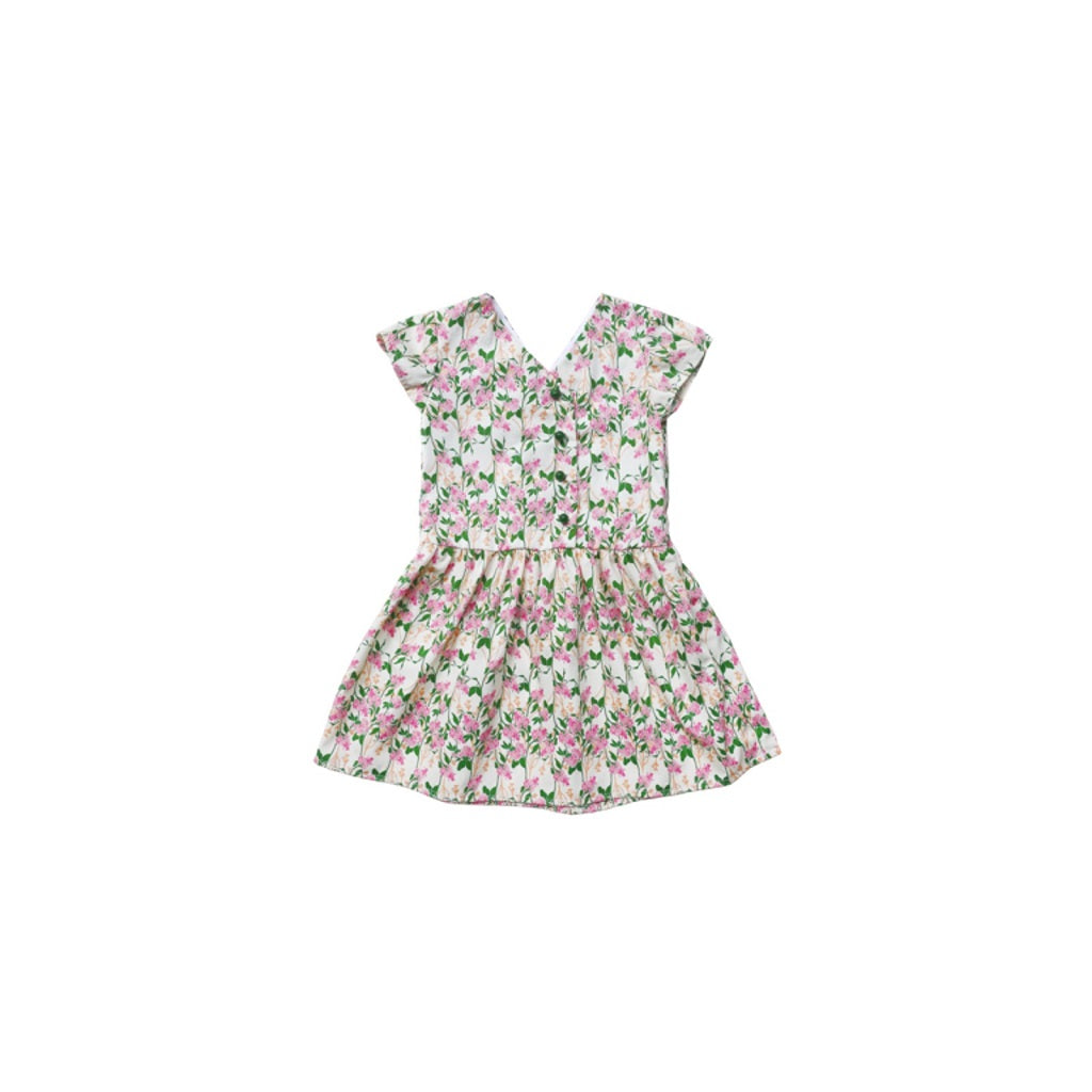 Sea Apple You Are Enough Cutout Cheongsam