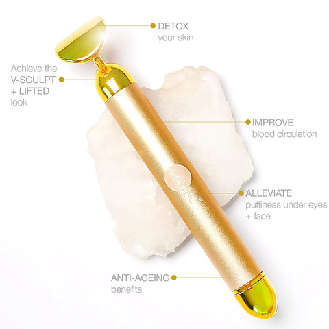 Skin Inc Sculpt Lift Bar - 24K Gold