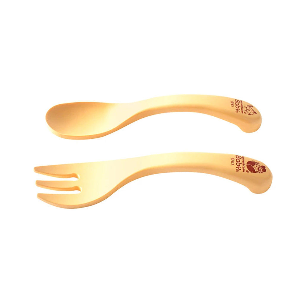 Mother's Corn Self Training Spork & Spoon