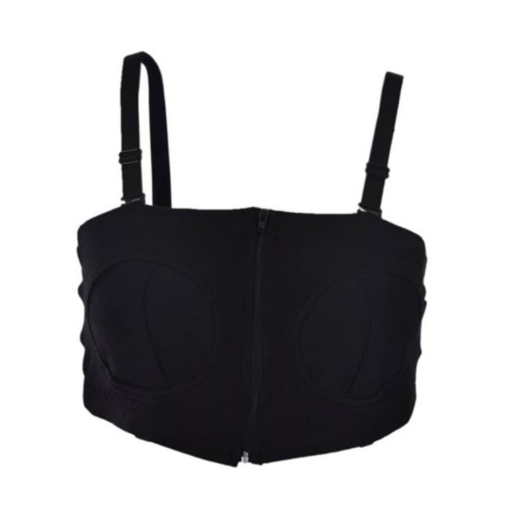 Simple Wishes Hands Free Pumping Bra Black