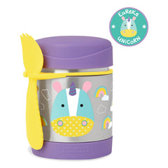 Skip Hop Zoo Insulated Little Kid Food Jar