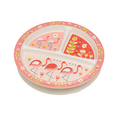 Sugarbooger Flamingo Divided Suction Plate