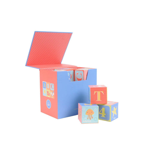 Tiger Tribe Abc Blocks - Abc 123